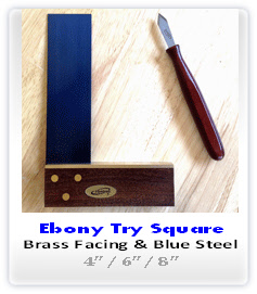 Ebony Try Square