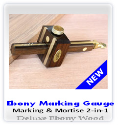 Ebony Marking Gauge